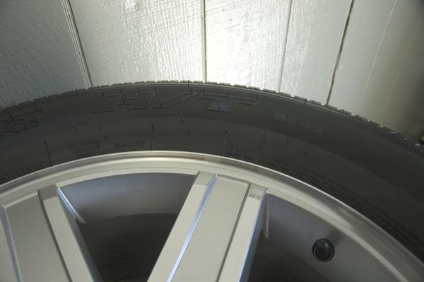 2007 2008 2009 2010 2011 Cadillac Escalade 18 Wheels Tires